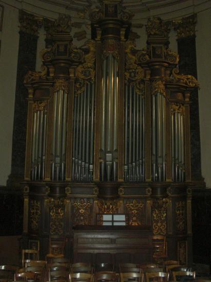 Orgue de St Romain à Rouen